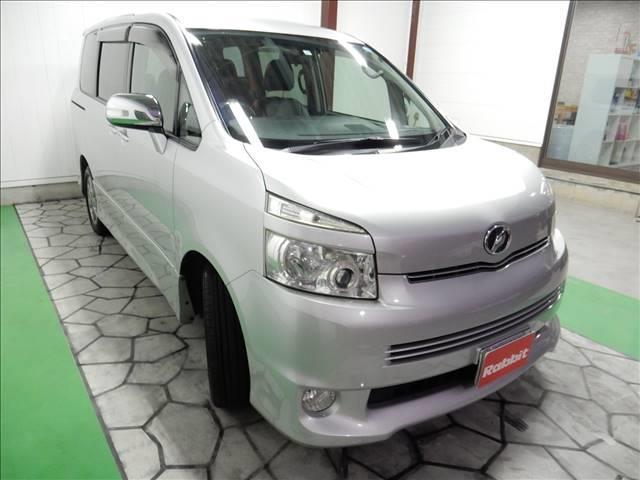 「トヨタ」「ヴォクシー」「ミニバン・ワンボックス」「愛媛県」の中古車4