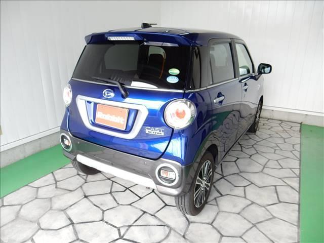 「ダイハツ」「キャスト」「コンパクトカー」「愛媛県」の中古車2
