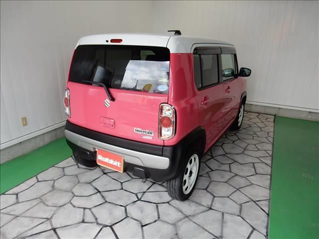 「スズキ」「ハスラー」「コンパクトカー」「愛媛県」の中古車2