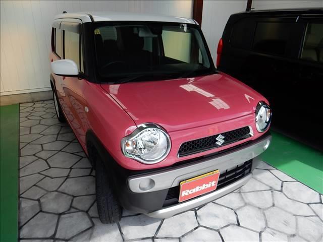 「スズキ」「ハスラー」「コンパクトカー」「愛媛県」の中古車4