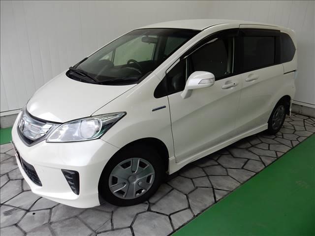 「ホンダ」「フリード」「ミニバン・ワンボックス」「愛媛県」の中古車9