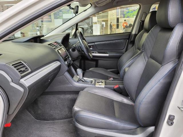 1.6GT-Sアイサイト 社外 7インチ メモリーナビ/シート フルレザー/車線逸脱防止支援システム/ヘッドランプ LED/ETC/EBD付ABS/横滑り防止装置/アイドリングストップ/TV/エアバッグ 運転席 革シート(6枚目)