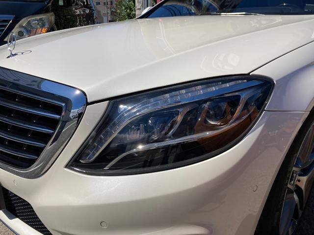 S550ロング AMGスポーツパッケージ パノラマスライディングルーフ レーダーセーフティーパッケージ 自動開閉トランクリッド 全席メモリー付パワーシート シータヒーター クロージングサポート 360度カメラ(8枚目)