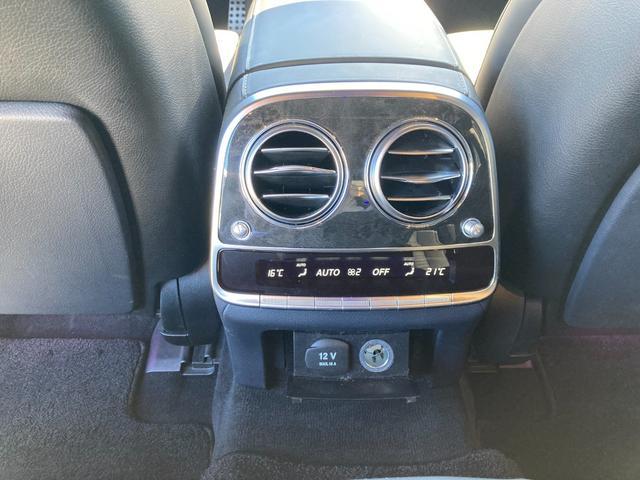 S550ロング AMGスポーツパッケージ パノラマスライディングルーフ レーダーセーフティーパッケージ 自動開閉トランクリッド 全席メモリー付パワーシート シータヒーター クロージングサポート 360度カメラ(19枚目)