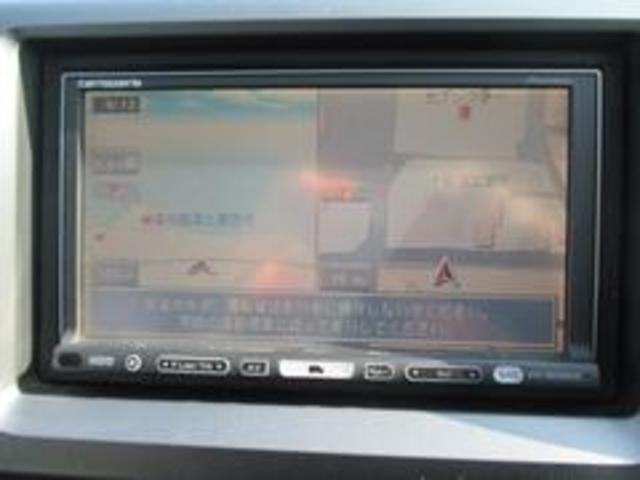 ホンダ ステップワゴン HIDエディション 純正HDDナビ アルミ