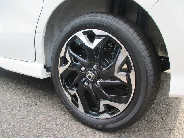 G・Lターボホンダセンシング 届出済未使用車 衝突被害軽減ブレーキ  両側パワースライド LEDライト ハーフ&シートヒーター 15AW(9枚目)