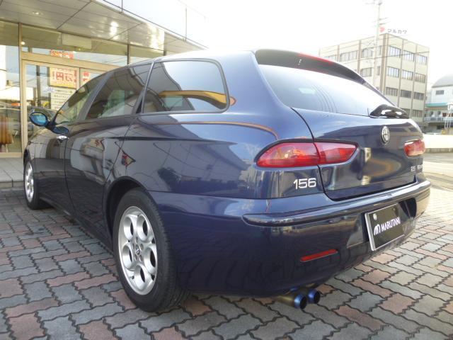 「アルファロメオ」「アルファ156スポーツワゴン」「ステーションワゴン」「愛媛県」の中古車6