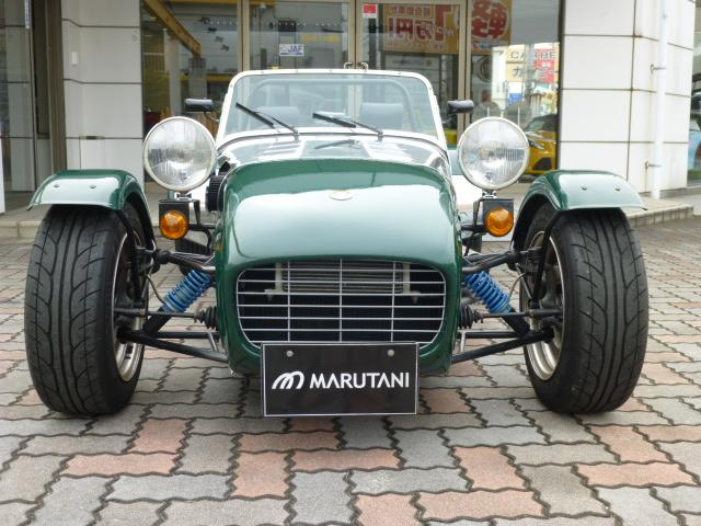 「ケータハム」「ケータハム スーパー7」「オープンカー」「愛媛県」の中古車2