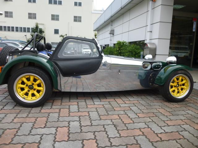 「ケータハム」「ケータハム スーパー7」「オープンカー」「愛媛県」の中古車46