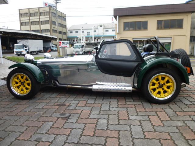 「ケータハム」「ケータハム スーパー7」「オープンカー」「愛媛県」の中古車47