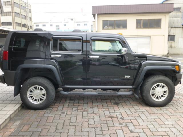 「ハマー」「ハマー H3」「SUV・クロカン」「愛媛県」の中古車4