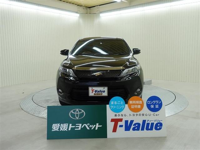 「トヨタ」「ハリアー」「SUV・クロカン」「愛媛県」の中古車2