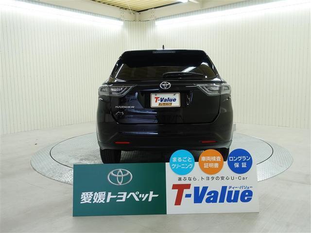 「トヨタ」「ハリアー」「SUV・クロカン」「愛媛県」の中古車4