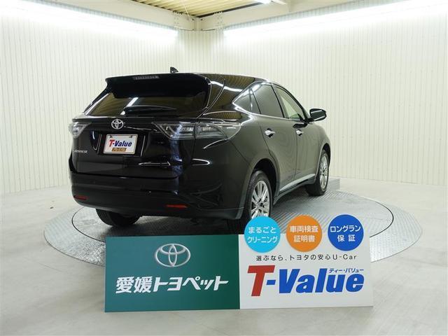 「トヨタ」「ハリアー」「SUV・クロカン」「愛媛県」の中古車5