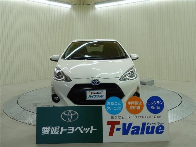 「トヨタ」「アクア」「コンパクトカー」「愛媛県」の中古車2