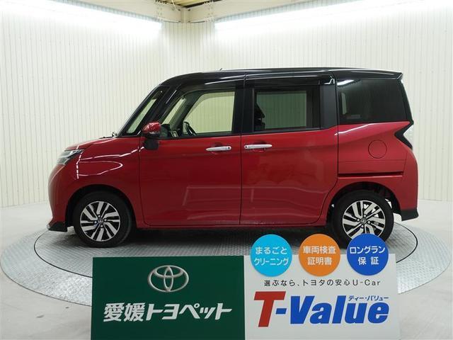 「トヨタ」「タンク」「ミニバン・ワンボックス」「愛媛県」の中古車3