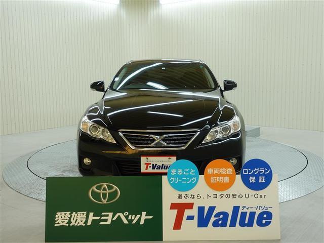 「トヨタ」「マークX」「セダン」「愛媛県」の中古車2