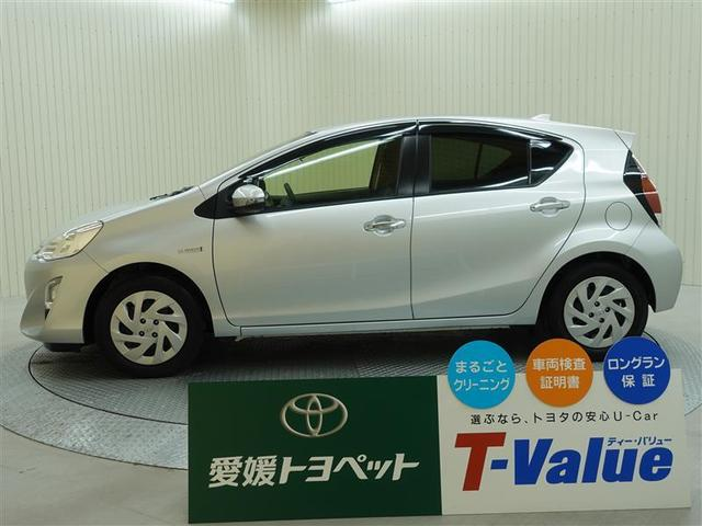 「トヨタ」「アクア」「コンパクトカー」「愛媛県」の中古車3