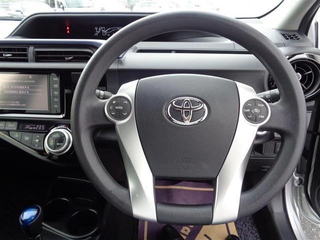 トヨタ アクア S スマートキー ナビ フルセグTV バックモニター ETC