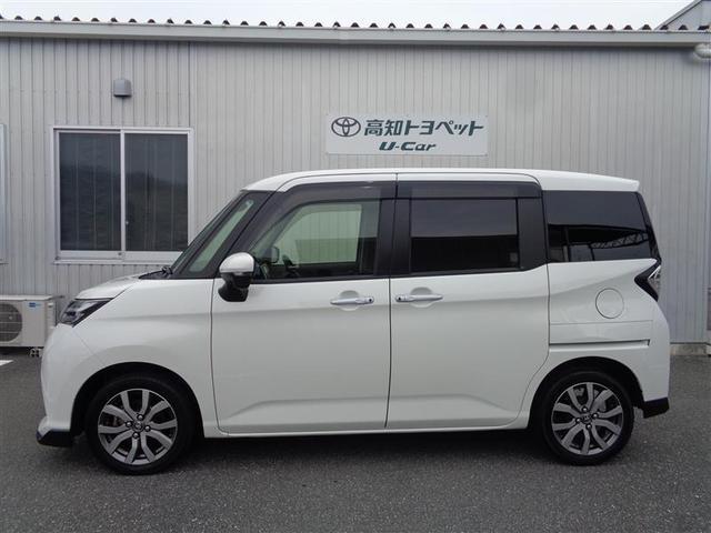 「トヨタ」「タンク」「ミニバン・ワンボックス」「高知県」の中古車3