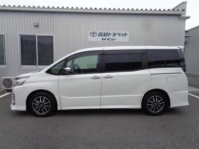 「トヨタ」「ヴォクシー」「ミニバン・ワンボックス」「高知県」の中古車3