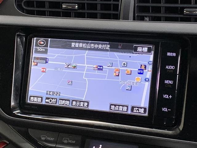 S バックモニター メモリーナビ フルセグTV スマートキ-(13枚目)