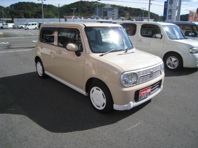 「スズキ」「アルトラパン」「軽自動車」「徳島県」の中古車7