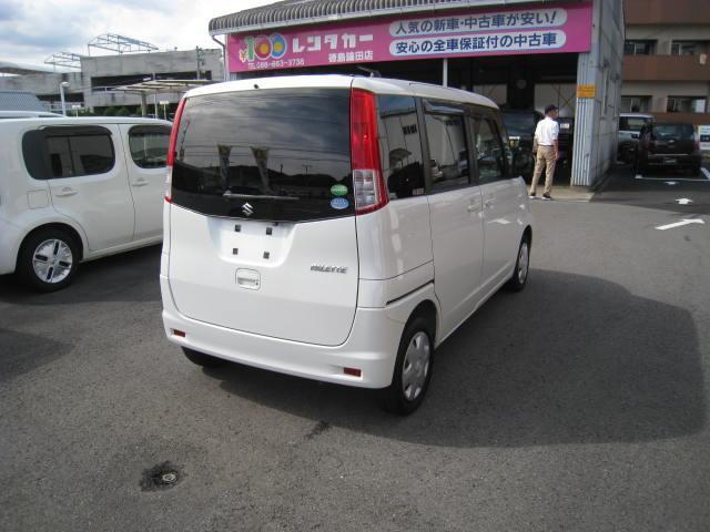 「スズキ」「パレット」「コンパクトカー」「徳島県」の中古車5
