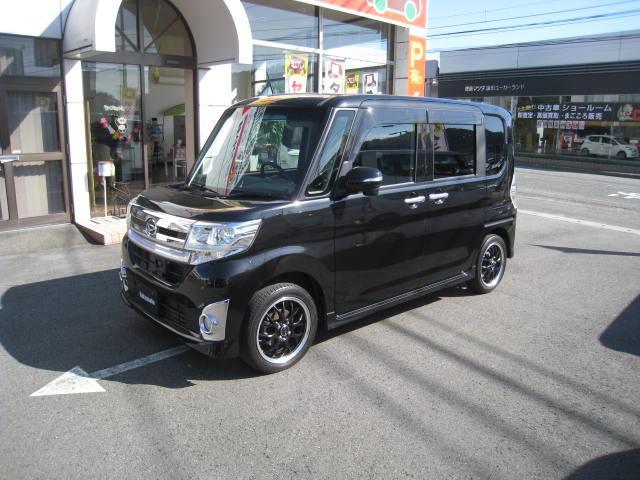 「ダイハツ」「タント」「コンパクトカー」「徳島県」の中古車4
