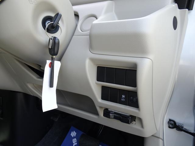 FA キーレスエントリー スペアキー ドライブレコーダー ETC ベンチシート エアコン パワステ(15枚目)
