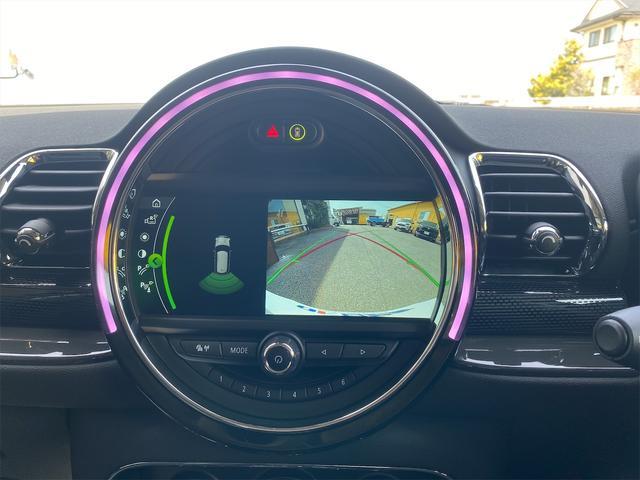 クーパーSD クラブマン ワンオーナー ETC ドライブレコーダー クリーンディーゼル車 バックカメラ LEDヘッドライト(12枚目)