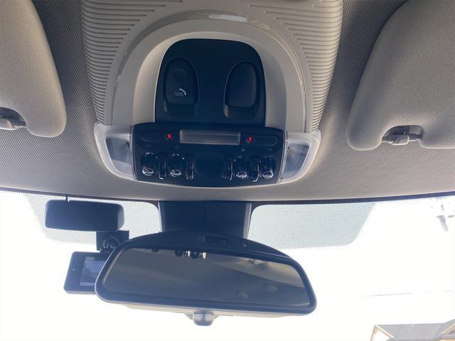 クーパーSD クラブマン ワンオーナー ETC ドライブレコーダー クリーンディーゼル車 バックカメラ LEDヘッドライト(17枚目)