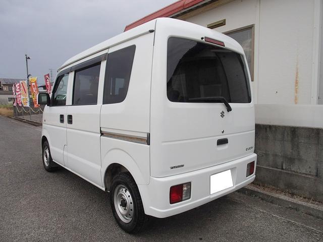 「スズキ」「エブリイ」「コンパクトカー」「愛媛県」の中古車5