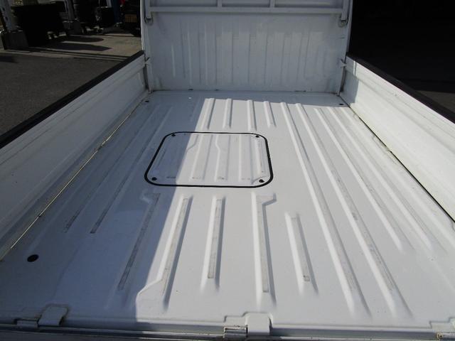 ホンダ アクティトラック 4WD パワステ エアバッグ
