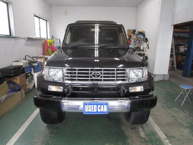 「トヨタ」「ランドクルーザープラド」「SUV・クロカン」「愛媛県」の中古車2