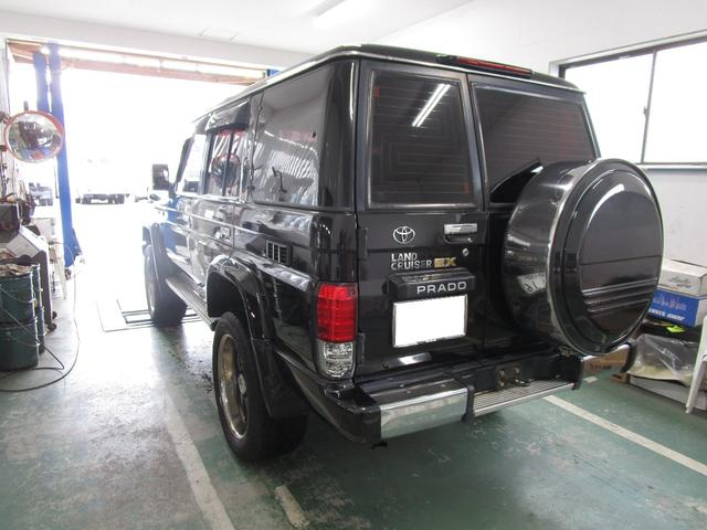 「トヨタ」「ランドクルーザープラド」「SUV・クロカン」「愛媛県」の中古車6