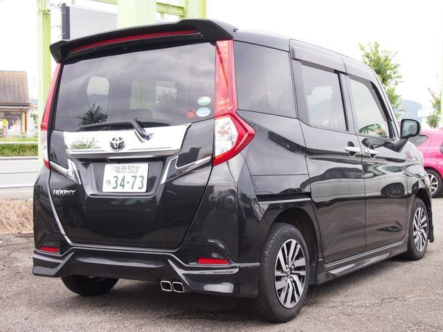 「トヨタ」「ルーミー」「ミニバン・ワンボックス」「徳島県」の中古車10