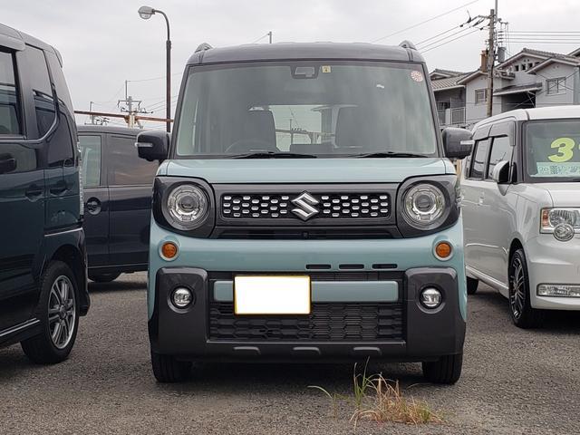 「スズキ」「スペーシアギア」「コンパクトカー」「徳島県」の中古車3