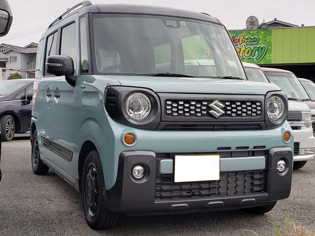 「スズキ」「スペーシアギア」「コンパクトカー」「徳島県」の中古車4