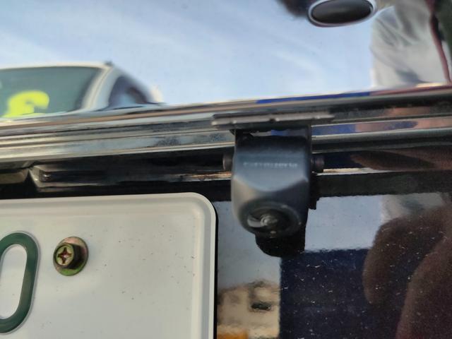 ロングプレミアムGX 後席フリップダウンモニター 20インチアルミ スマートキー プッシュスタート ドライブレコーダー バックカメラ フロントカメラ レザー調シートカバー(30枚目)