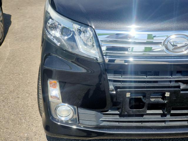 カスタム RS ナビ ターボ レザー調シートカバー ドライブレコーダー ETC Bluetooth再生 ブルートゥース エンジンプッシュスタート スマートキー(6枚目)