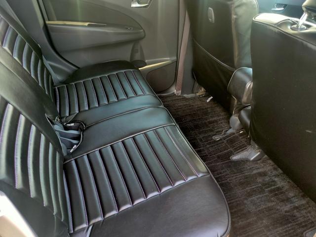 カスタム RS ナビ ターボ レザー調シートカバー ドライブレコーダー ETC Bluetooth再生 ブルートゥース エンジンプッシュスタート スマートキー(25枚目)