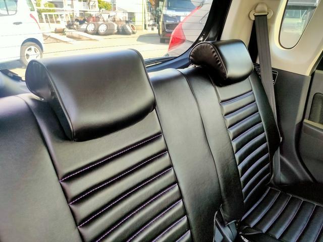 カスタム RS ナビ ターボ レザー調シートカバー ドライブレコーダー ETC Bluetooth再生 ブルートゥース エンジンプッシュスタート スマートキー(26枚目)