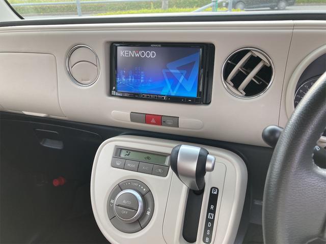 ココアプラスX ワンオーナー フルセグテレビ メモリーナビ スマートキー ベンチシート インパネオートマ ルームミラー型レーダー(17枚目)