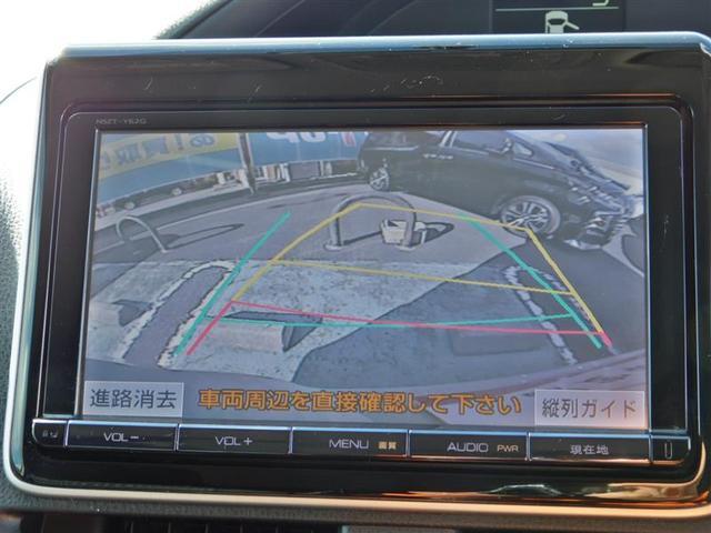 Si フルセグ メモリーナビ DVD再生 バックカメラ ETC 両側電動スライド LEDヘッドランプ ウオークスルー 乗車定員8人 3列シート ワンオーナー アイドリングストップ(11枚目)