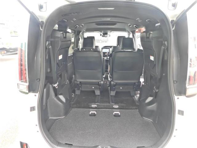 Si GRスポーツ フルセグ DVD再生 バックカメラ 衝突被害軽減システム ETC ドラレコ 両側電動スライド LEDヘッドランプ ウオークスルー 乗車定員7人 3列シート ワンオーナー アイドリングストップ(10枚目)