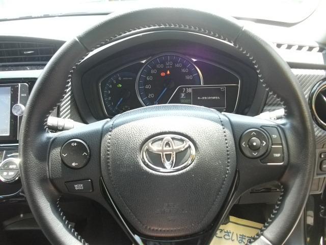 トヨタ カローラフィールダー ハイブリッドG エアロツアラー