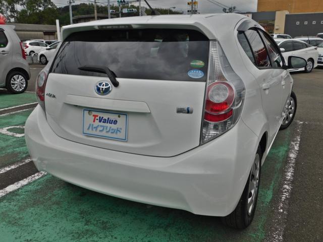「トヨタ」「アクア」「コンパクトカー」「徳島県」の中古車3