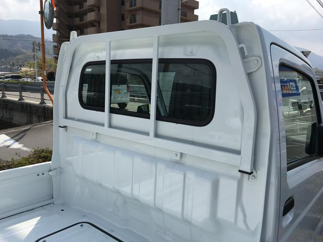 スズキ キャリイトラック KCエアコン・パワステ 3方開 届出済未使用車