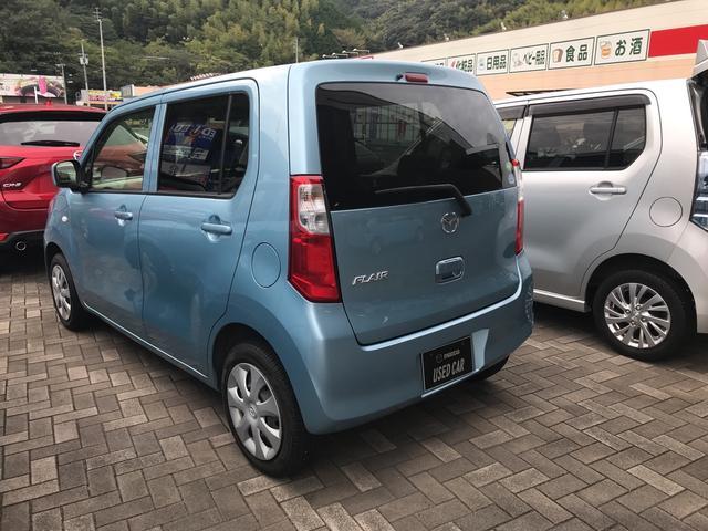「マツダ」「フレア」「コンパクトカー」「愛媛県」の中古車5